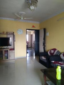 Gallery Cover Image of 1290 Sq.ft 3 BHK Apartment for rent in Kopar Khairane for 35000