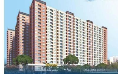 Gallery Cover Image of 510 Sq.ft 1 BHK Apartment for buy in Siruseri for 1900000