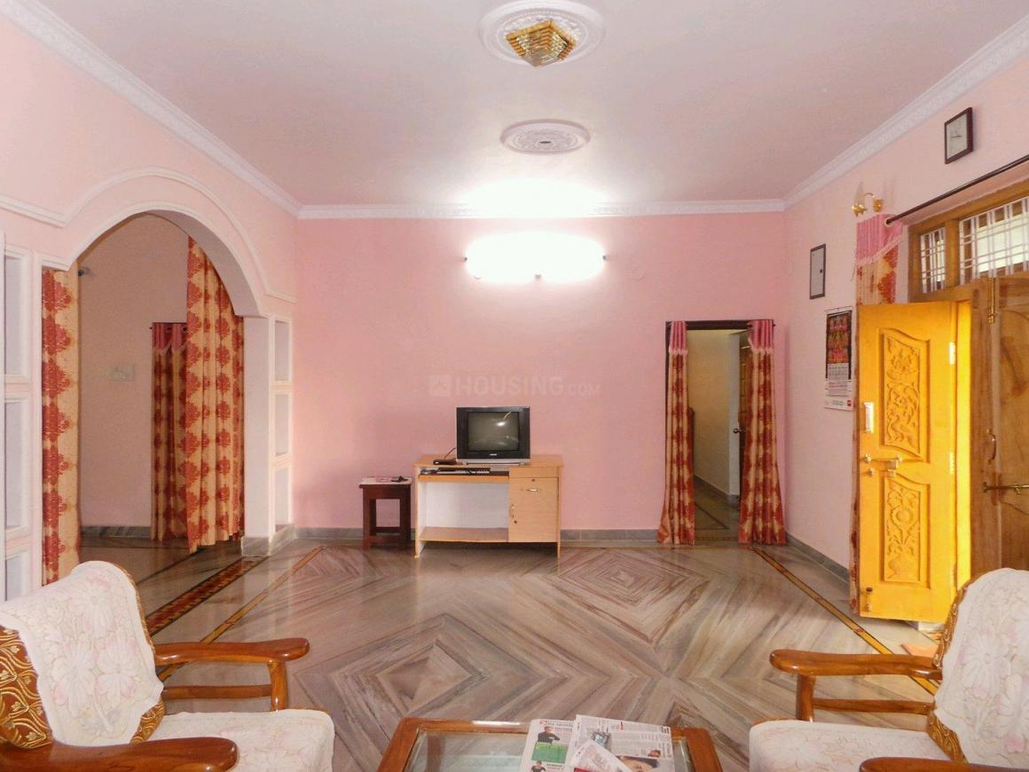 Living Room Image of 3600 Sq.ft 3 BHK Independent House for buy in Manneguda for 9500000