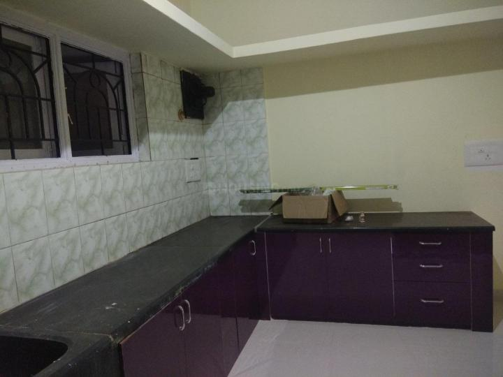 Kitchen Image of 1200 Sq.ft 2 BHK Independent Floor for rent in HBR Layout for 16000