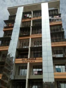 Gallery Cover Image of 640 Sq.ft 1 BHK Apartment for buy in Sai Miracle, Kamothe for 5000000