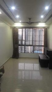 Gallery Cover Image of 950 Sq.ft 2 BHK Apartment for rent in Thane West for 28000