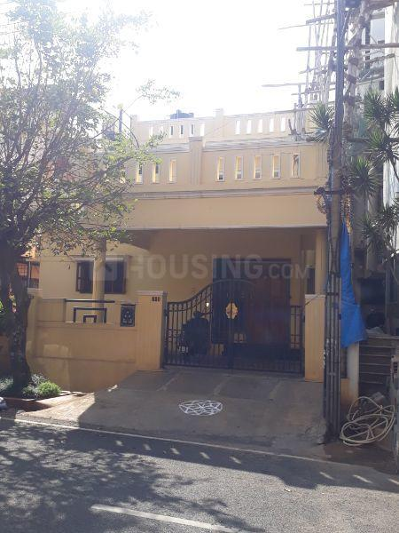 Building Image of 2200 Sq.ft 3 BHK Independent House for buy in J. P. Nagar for 25000000