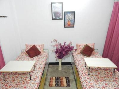 Bedroom Image of Kinjal PG House in Alipur Village