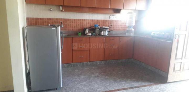 Kitchen Image of 1100 Sq.ft 2 BHK Independent House for rent in Hebbal Kempapura for 25000