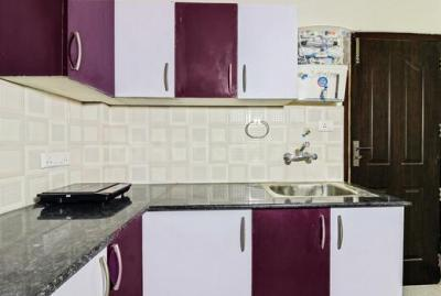 Gallery Cover Image of 500 Sq.ft 1 BHK Independent Floor for rent in Malleswaram for 15000