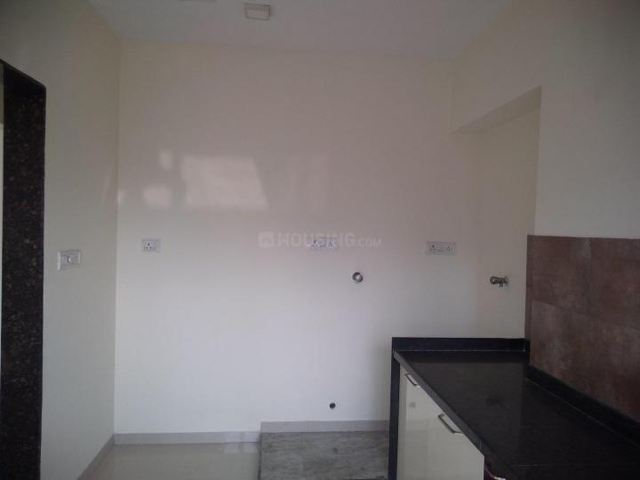 Kitchen Image of 690 Sq.ft 1 BHK Apartment for rent in Kurla West for 28000