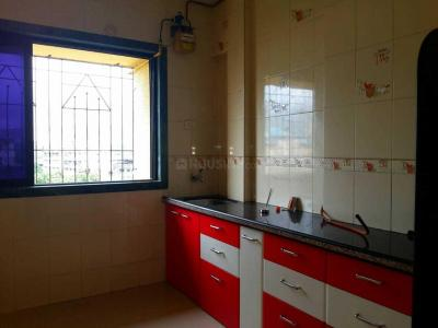 Gallery Cover Image of 670 Sq.ft 1 BHK Apartment for rent in Thane West for 21000