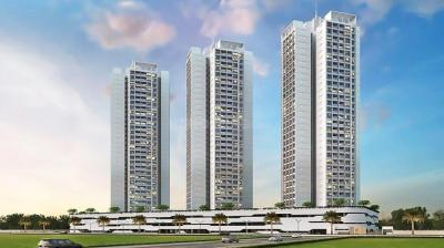 Gallery Cover Image of 1100 Sq.ft 2 BHK Apartment for buy in Aurum Q Residences R1, Ghansoli for 16000000
