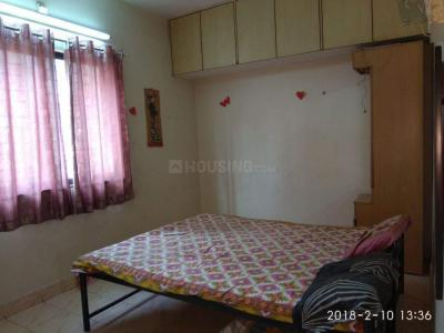 Bedroom Image of Balaji PG in Wadgaon Sheri