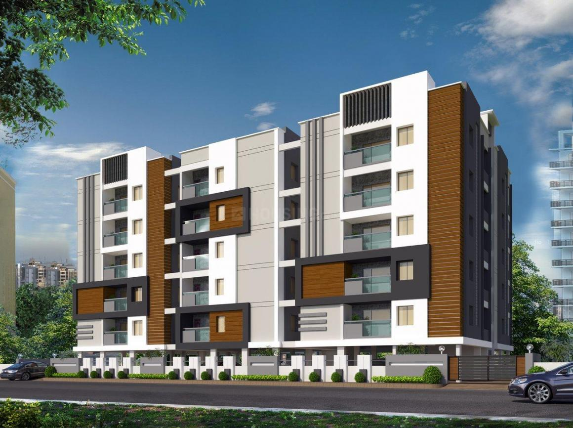 Building Image of 1500 Sq.ft 3 BHK Apartment for buy in Nagole for 8600000