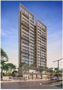 Gallery Cover Image of 650 Sq.ft 1 BHK Apartment for buy in Prajapati Opal, New Panvel East for 6800000