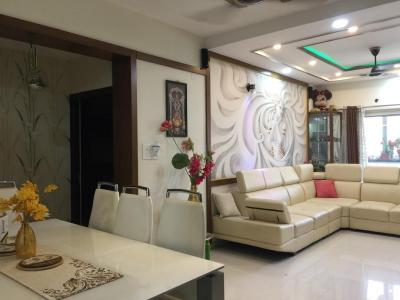 Gallery Cover Image of 1910 Sq.ft 3 BHK Apartment for rent in Moti Nagar for 40000