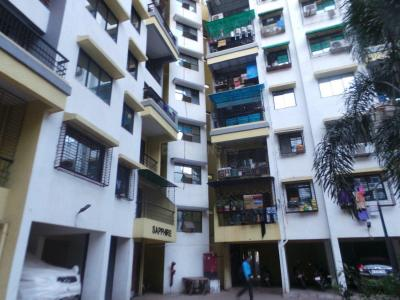 Gallery Cover Image of 810 Sq.ft 2 BHK Apartment for buy in Kalyan West for 4500000