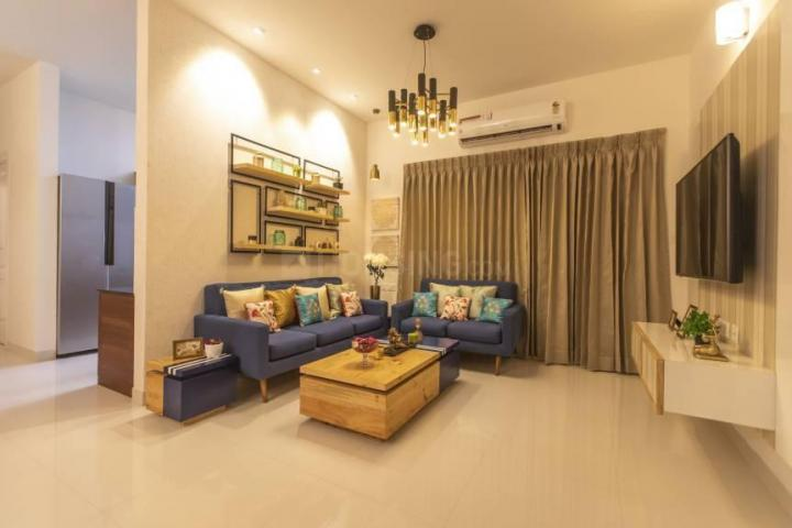 Living Room Image of 1018 Sq.ft 2 BHK Apartment for buy in DRA Ascot, Adambakkam for 7700000
