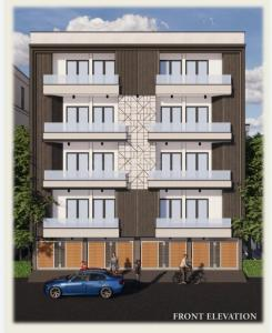 Gallery Cover Image of 1048 Sq.ft 3 BHK Independent Floor for buy in Sector 3A for 5000000