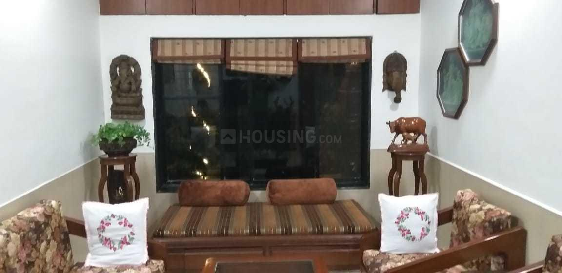 Living Room Image of 2200 Sq.ft 3 BHK Independent House for buy in Vashi for 35000000