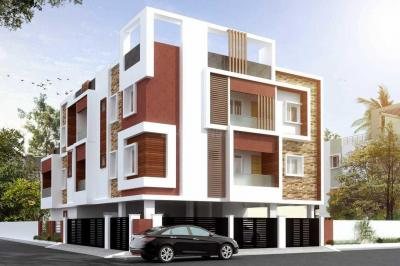 Gallery Cover Image of 1400 Sq.ft 3 BHK Apartment for buy in Nanganallur for 12038600