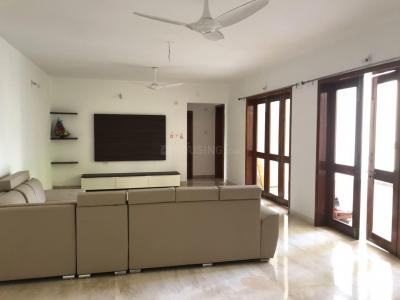 Gallery Cover Image of 1850 Sq.ft 3 BHK Apartment for rent in Kharadi for 36000