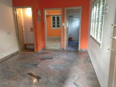 Gallery Cover Image of 1000 Sq.ft 1 BHK Independent Floor for rent in Bommanahalli for 9500