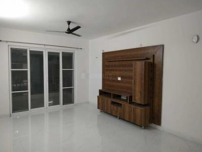 Gallery Cover Image of 2240 Sq.ft 3 BHK Apartment for rent in Tellapur for 18000