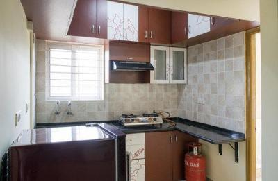 Kitchen Image of 3 Bhk In Samaikyaa's K. K. Veni Plaza in Mahadevapura