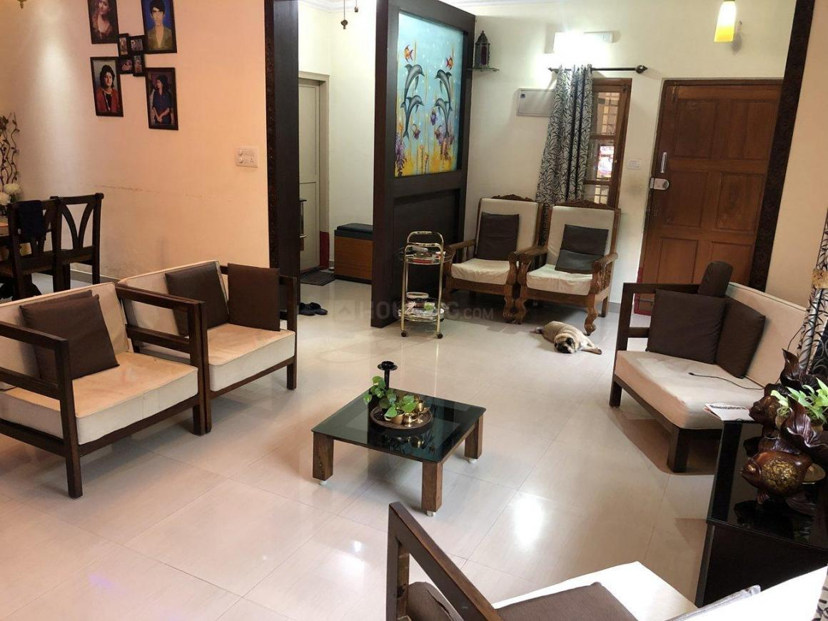 Living Room Image of 2100 Sq.ft 3 BHK Apartment for buy in Vontikoppal for 15000000