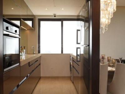 सुनटेक सिग्निया वाटरफ्रंट, ऐरोली  में 17000000  खरीदें  के लिए 1006 Sq.ft 2 BHK अपार्टमेंट के किचन  की तस्वीर