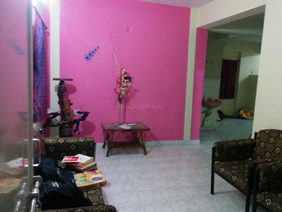 Gallery Cover Image of 1010 Sq.ft 3 BHK Apartment for rent in Sai Darshan, Krishnarajapura for 13500