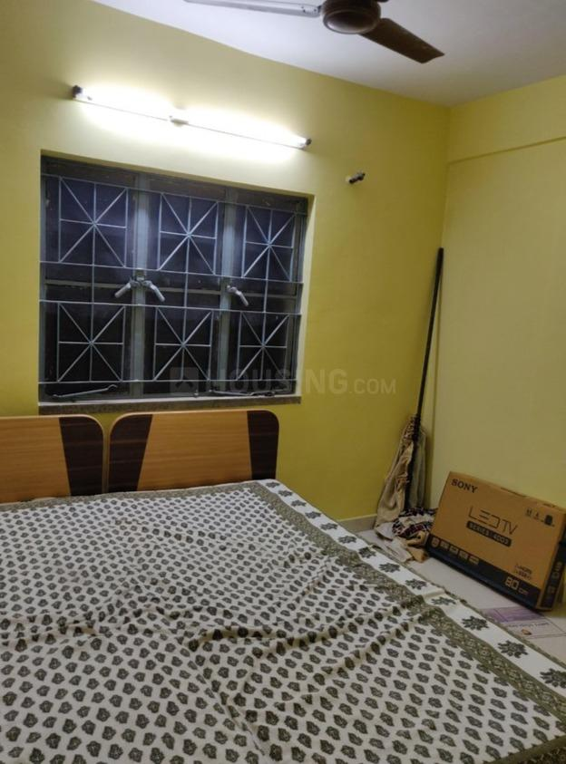 Bedroom Image of 875 Sq.ft 2 BHK Apartment for rent in Garia for 18000