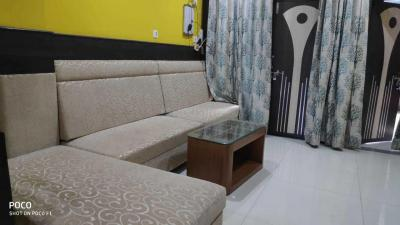 Living Room Image of P.s. PG in Sector 3 Dwarka