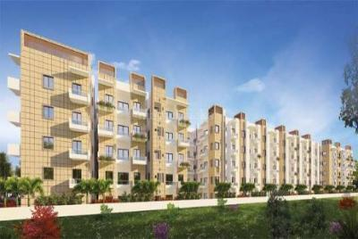 Gallery Cover Image of 1780 Sq.ft 3 BHK Apartment for buy in Sai Platinum Gardenia, Anjanapura Township for 9100000