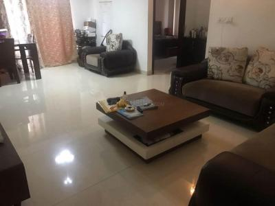 Gallery Cover Image of 1400 Sq.ft 3 BHK Apartment for rent in Domlur Layout for 40000