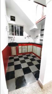 Gallery Cover Image of 500 Sq.ft 1 RK Independent Floor for rent in Bagalakunte for 7500