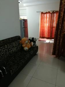Gallery Cover Image of 960 Sq.ft 2 BHK Apartment for rent in Mantri Celestia, Nanakram Guda for 25000