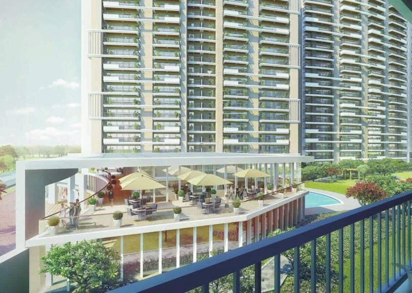 Living Room Image of 1360 Sq.ft 3 BHK Apartment for buy in Omicron III Greater Noida for 4300000