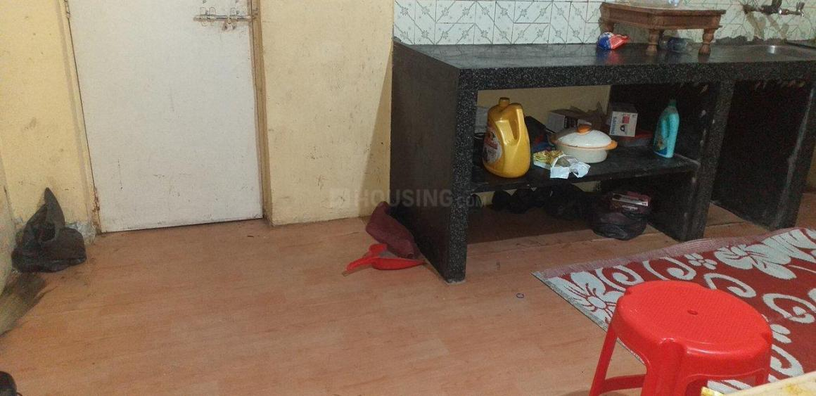 Kitchen Image of 450 Sq.ft 1 BHK Apartment for rent in Karve Nagar for 12500