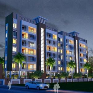 Gallery Cover Image of 1350 Sq.ft 3 BHK Apartment for buy in Baner for 8200000