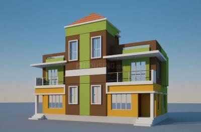 Gallery Cover Image of 1132 Sq.ft 3 BHK Independent House for buy in Lake Life Township, Joka for 3500000