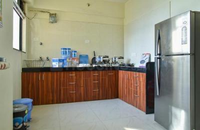 Kitchen Image of 602 A Mont Vert Corsica in Balewadi