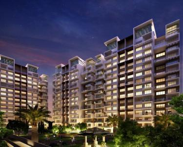 Gallery Cover Image of 1150 Sq.ft 2 BHK Apartment for buy in Hill View Residency, Nevali for 15000000