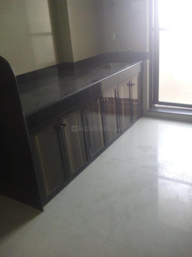 Kitchen Image of 850 Sq.ft 2 BHK Apartment for rent in Goregaon East for 32000