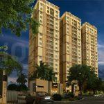 Gallery Cover Image of 1110 Sq.ft 2 BHK Apartment for buy in Pacifica Happiness Towers, Padur for 4500000
