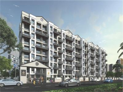 Gallery Cover Image of 840 Sq.ft 2 BHK Apartment for buy in J K Kasturi, Ambernath West for 3175000