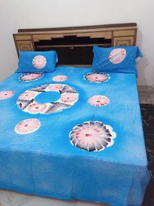 Bedroom Image of Amarjeet PG in Pitampura