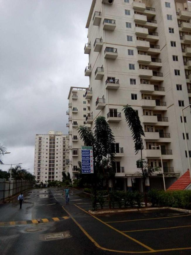Building Image of 921 Sq.ft 2 BHK Apartment for rent in Bommasandra for 14000