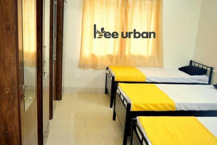 Bedroom Image of Bee Urban Co-living Hostels Lily in Karve Nagar