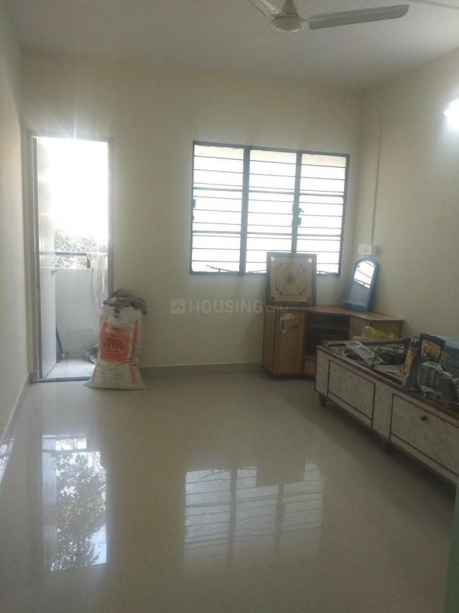 Living Room Image of 428 Sq.ft 1 BHK Apartment for rent in Hadapsar for 8000