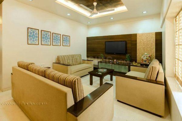 Living Room Image of 3500 Sq.ft 4 BHK Independent House for buy in Kondhwa for 34000000