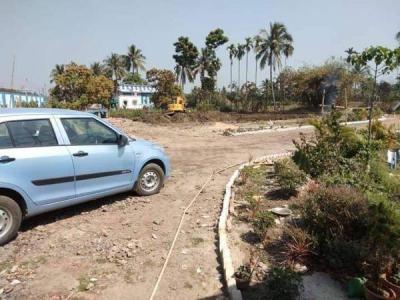 1080 Sq.ft Residential Plot for Sale in Shyamnagar, North 24 Parganas